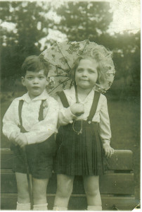 daddy as a child with rivkah